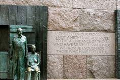 FDR Memorial - Washington, DC