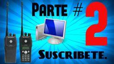 Como Programar Radio Motorola EP450 Parte 2