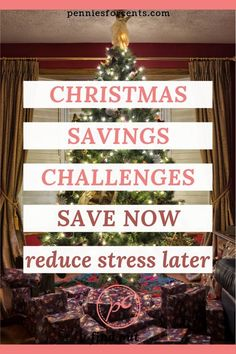 Need a Christmas Savings Challenge? Here are 3 3 Christmas savings challenges to save money by Christmas. Save money each week to reduce stress in December. December Challenge, Savings Challenge, Christmas Tree Lots, Christmas On A Budget, Best Budgeting Tools, Santa Pictures, Best Savings, Reduce Stress, Ways To Save Money