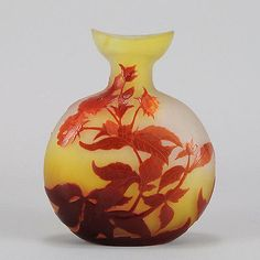 A-Very-Fine-French-Cameo-Glass-Vase-by-Emile-Galle