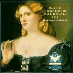 Monteverdi - Madrigals Book 3