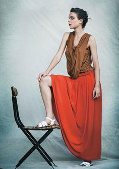 Kinu maxi skirt