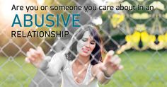 Are you or someone you care about in an abusive relationship? Learn to recognise the signs of domestic violence and abuse and get help.