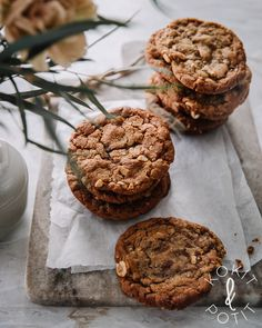 Sugar Free Biscuits, Vegan Biscuits, Gluten Free Biscuits, Sugar Free Cookies, Gluten Free Cookies, No Bake Cookies, Baking Cookies, Food Hacks, Food Tips