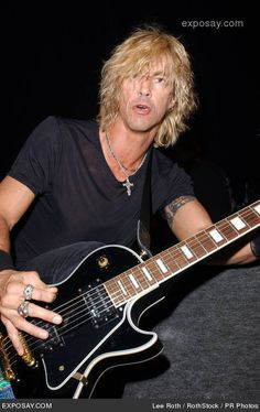 Happy 50th Birthday, Duff McKagan! (February 5th) You're an inspiration for so many people, thank you.