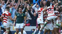 Japan stunned two-time champions South Africa to cause arguably the biggest upset in rugby union history.#dulzamara
