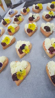 Preparing our new Afternoon Tea, white chocolate biscuit Carton House 😍 😍 😍  http://www.cartonhouse.com/food-drink/afternoon-tea/