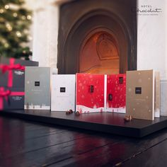 Begin The Delicious Countdown To Christmas! - Have you opened your first door this morning?