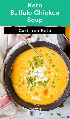 No more kitchen sinks full of dirty dishes #greatist https://greatist.com/eat/keto-recipes-to-make-in-one-pan