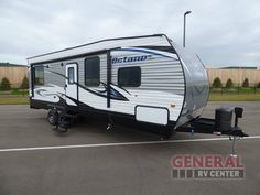 New 2016 Jayco Octane Super Lite 273 Toy Hauler Travel Trailer at General RV | Wixom, MI | #129050