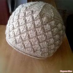 . Опять шапка!
