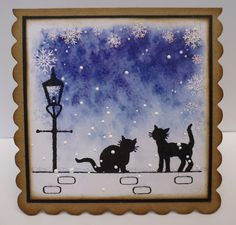 A NEW Release Offer 3 Packs of our new Dinkie Kraft Scallop cards and envs just Cat Cards, Greeting Cards, True Friends, Cool Diy, Cardmaking, Christmas Cards, Moose Art, Crafty, Projects