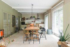 Dining Area, Interior Inspiration, Living Room, House, Furniture, Home Decor, Walls, Decoration Home, Home