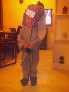 #shrek #donkey #diy #costume