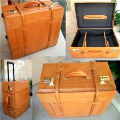 Travel Bag | Genuine Leather Handmade