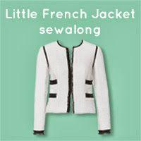 Little French Jacket sew Along