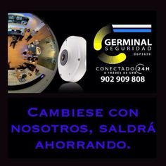 Sistemas de alarmas con Germinal Seguridad.