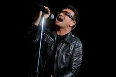 Bono's Back and Ready to Rock