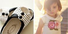 Handmade shoes for kiddos!