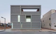 Jinman Architects . PANGYO HOUSE .  Seongnam (1)