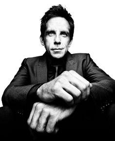 Ben Stiller, photographed by Platon for Variety, Dec 1, 2013.