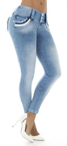 Jeans levanta cola ENE2 93261