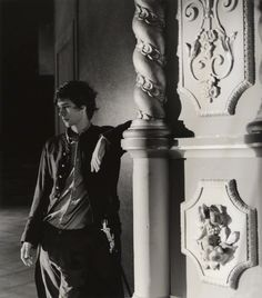 Ben Whishaw as Hamlet (National Portrait Gallery).   Such a beautiful portrait.