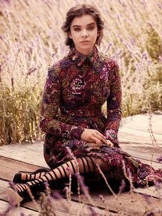 Hailee Steinfeld – California Style Magazine (September 2014)