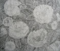 Drawings of flowers have a deep connection to what are usually called 'vanitas' or 'memento mori' images.