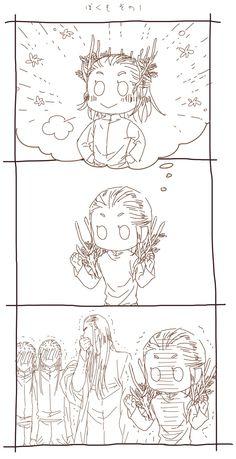 Tales of Mirkwood - Little Legolas and Ada's crown   Tumblr