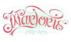 Typography Love by dorothea