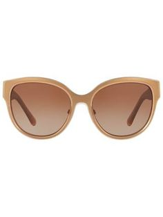 Burberry Óculos de sol arredondado