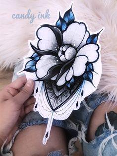 #peony #flower #tattoo