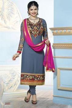 Prachi Desai Designer Salwar Kameez