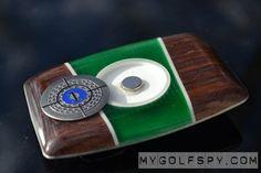 1EyeDesign.com belt Buckles @ MyGolf Spy