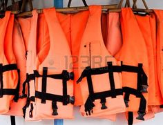 You Have to Have a Life Jacket