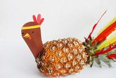 Pineapple Turkey