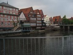 Luneburg, Germany--very cute little town near Hamburg.