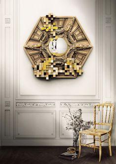Top 25 beeindruckende Spiegel | spiegel | inneneinrichtung | schöner wohnen #spiegel #schönerwohnen #interior design Lesen Sie weiter: http://wohn-designtrend.de/beeindruckende-spiegel/