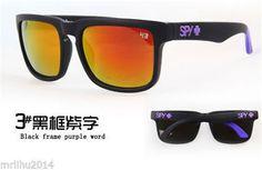 Outdoor Sport Fashion Unisex Retro Ken Block Cycling Helm Sunglasses Aviator3