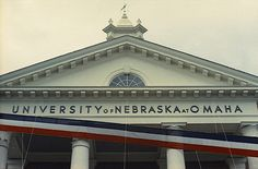 In 1968 the Municipal University of Omaha was absorbed into the University of Nebraska system to become the University of Nebraska at Omaha-- The history of UNO