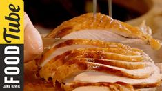 How To Carve A Turkey | Jamie Oliver