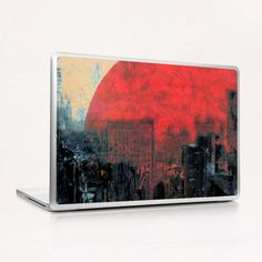 The Last Sunshine Laptop & iPad Skin by Fernando Vieira