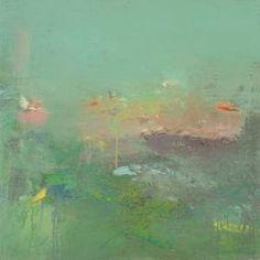 """Saatchi Art Artist Anna Maria Papadimitriou; Painting, """"Youkali"""" #art"""