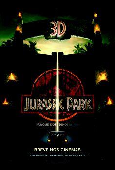 Jurassic Park 3D - Estreia 30 de Agosto - Trailer: http://youtu.be/n7RP4ph-kHY