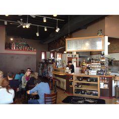 Coal Creek Coffee Company, Laramie, WY (interior 2)