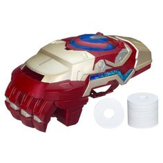 Hasbro Toys Marvel Iron Man 3 Motorized Arc FX Gauntlet for sale online Iron Man 3 Toys, Cool Nerf Guns, Ri Happy, New Iron Man, Gauntlet Gloves, Holidays With Kids, Comic Book Heroes, Action Figures, Superhero