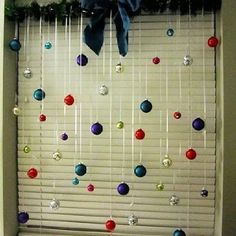 D  Parece decoração de Natal...