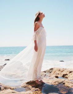Ever After: El estilo boho y gypsy de Free People para novias