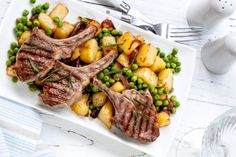 Love the idea of a sweet marinade without the sugar? You'll love our sugar-free, sticky lamb cutlets sweetened with rice malt syrup, garlic and rosemary.